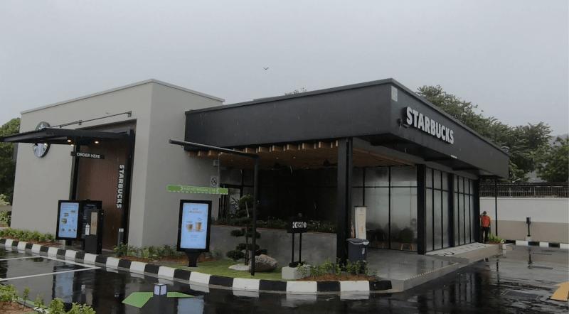 Tanjung Bungah Starbucks